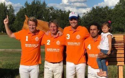 September 1st 2019, Polo Club Midden NL