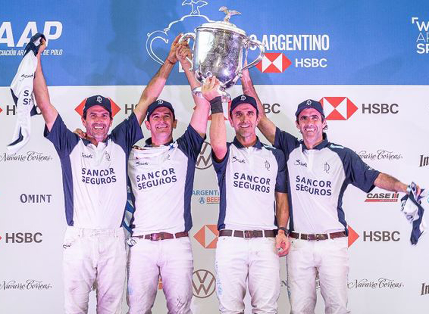La Dolfina wins the Argentine Open 2020 !